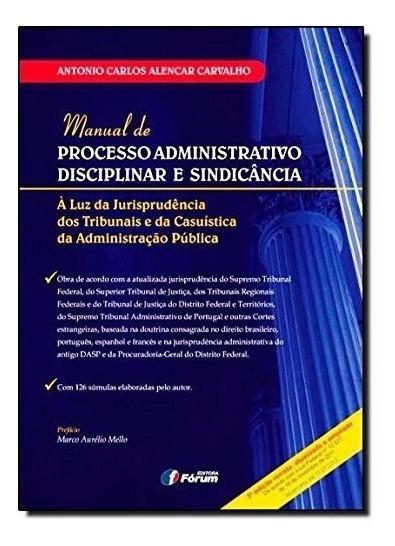 Livro - Manual De Processo Administrativo