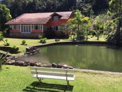 Sítio Em Córrego Das Pedras, Teresópolis/rj De 400m² 4 Quartos À Venda Por R$ 1.700.000,00 - Si130817