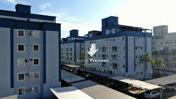 Apartamento Com 2 Dormitórios À Venda, 71 M² Por R$ 185.000,00 - Santo Antônio - Joinville/sc - Ap0098