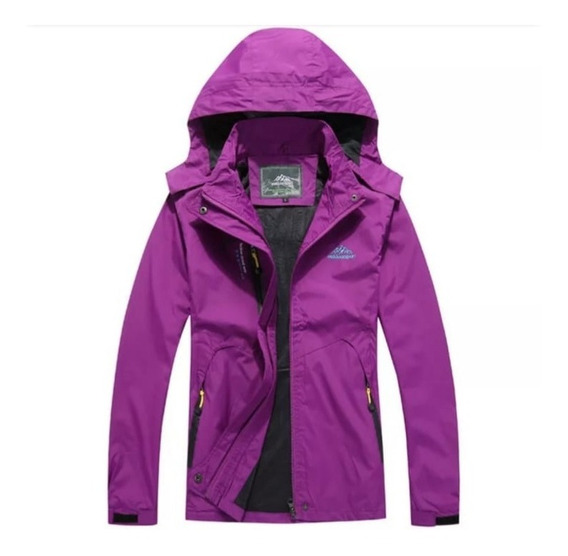 Casaca Impermeable Mujer / Teppa Outdoor