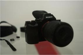 Sony A7s Com Lente Sony Sel Fe 28-70mm