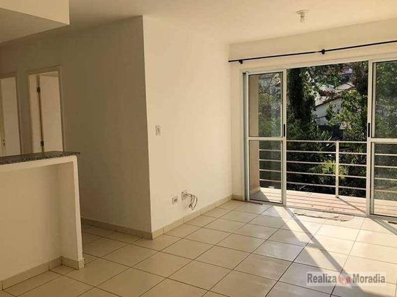 Apartamento, Térreo, Com 03 Dormitórios, 70 M² - Barbacena - Granja Viana - Sp - Ap0722