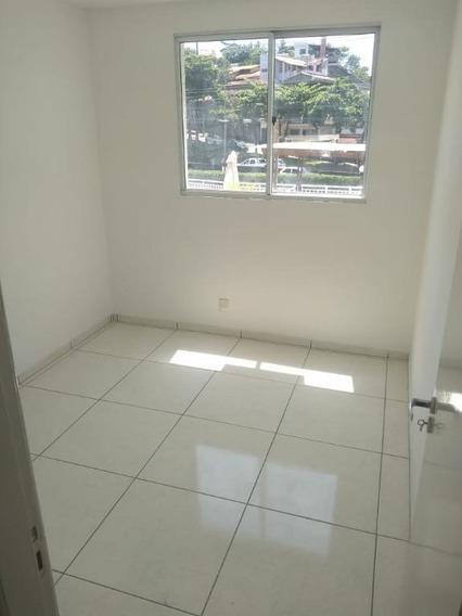 Apartamento Em Colubande, São Gonçalo/rj De 61m² 3 Quartos À Venda Por R$ 189.900,00 - Ap387871