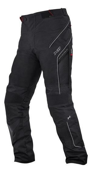 Calça X11 Extreme Air Impermeável Proteção Moto Motociclista