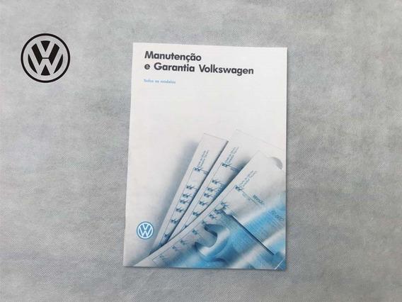Manual Manutenção E Garantia Fusca Itamar