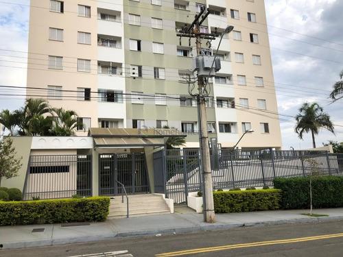 Apartamento Com 2 Dormitórios À Venda, 65 M² Por R$ 255.000,00 - Parque Itália - Campinas/sp - Ap6272