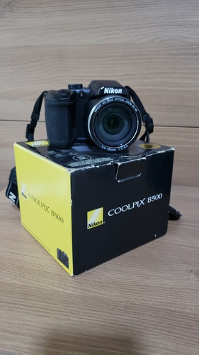 Câmera Nikon B500