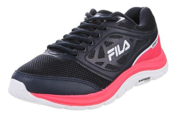 Zapatillas Fila Spirit W Running Gym Envios A Todo El Pais