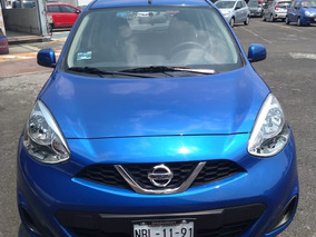 Nissan March 1.6 Sense Mt 2017