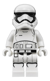 Lego First Order Stormtrooper Minifigura Original