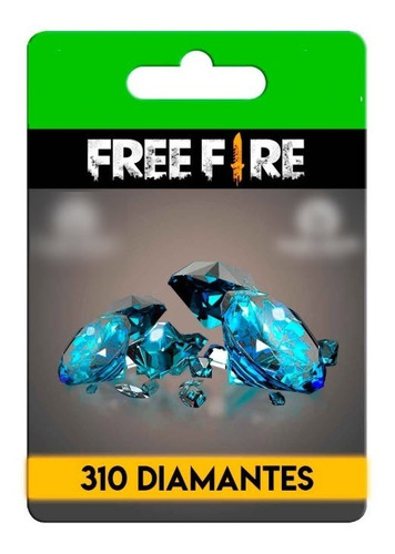 310+31 Diamantes Free Fire