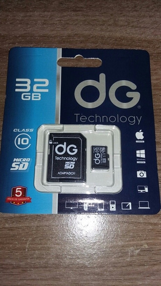 Memori Micro As De 32 Gm Marca Technology Nueva