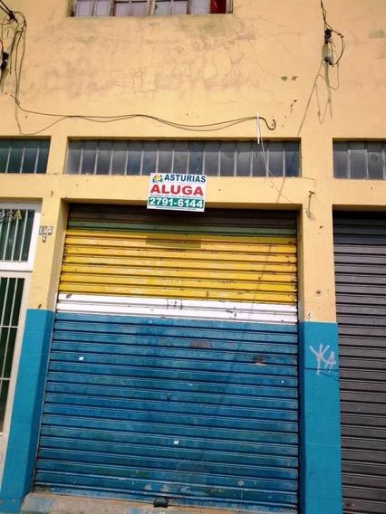 Salão Comercial Para Locação Vila Marieta - 2746-2