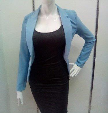 Saco De Dama Color Azul