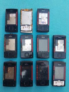 Lote Com 11 Celulares Nokia X3-00 (leia A Descrição)