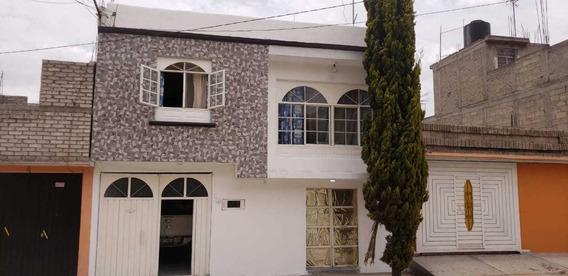 Casa Con 4 Departamentos Cerca De San Cristóbal Ecatepec