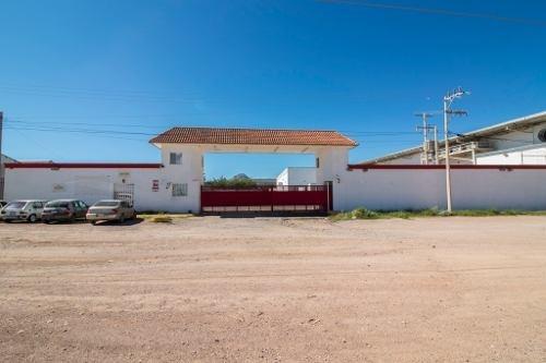 Nave Industrial En Venta Zona Robinson Chihuahua