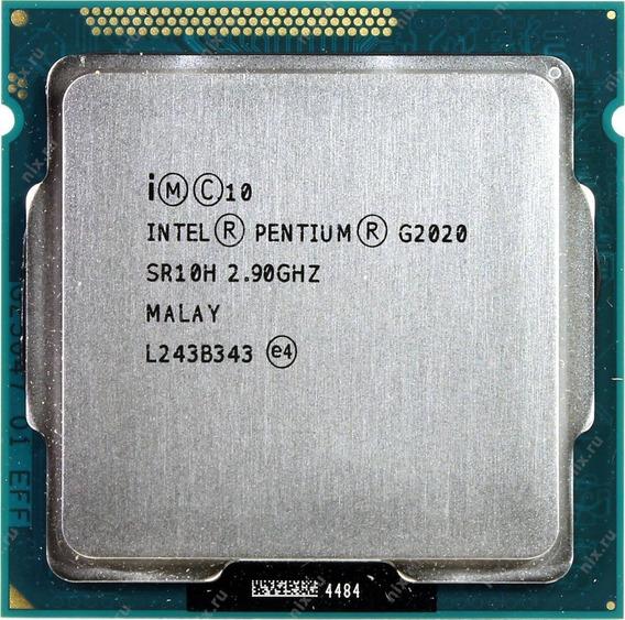 Processador Pentium Dual Core G2020 Socket 1155 2,9 Ghz Oem