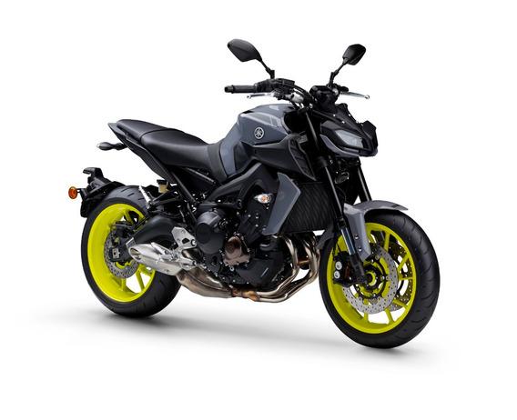 Yamaha Mt-09 | Cinza | 0km