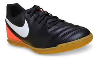 Chuteira Nike Tiempo Rio Iii Ic - Infantil Original