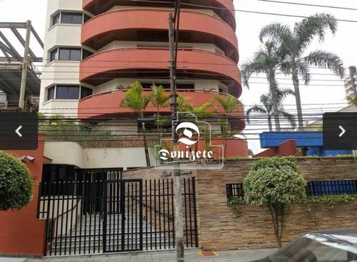 Apartamento Com 4 Dormitórios À Venda, 378 M² Por R$ 1.385.000,00 - Centro - São Bernardo Do Campo/sp - Ap16078