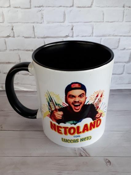 Caneca Luccas Neto - Caneca Netoland