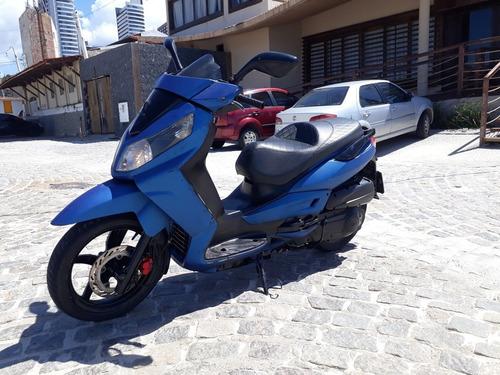 Citycom Dafra 300i