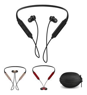 Audifonos Bluetooth Diadema Mp3 Deportivos Gym Mas Estuche