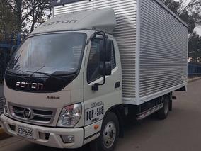 Camion Furgon Foton Bj5049 / 3.5 Ton Euro Iv