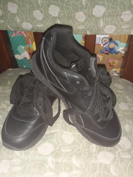 Zapatos Escolares Talla 30.5