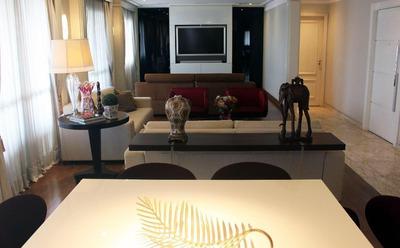 Apartamento Em Campo Belo, São Paulo/sp De 252m² 4 Quartos À Venda Por R$ 3.150.000,00para Locação R$ 14.000,00/mes - Ap226187lr
