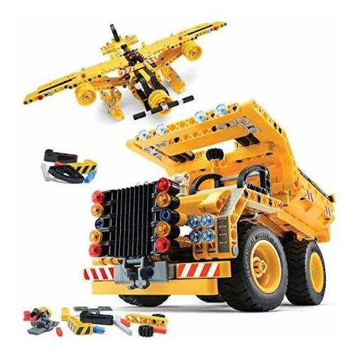 Imagen 1 de 7 de Top Race Stem Building Toys Juego De Construcción Kits De Ta