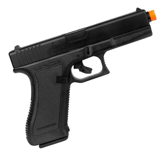 Pistola Airsoft Kwc Glock K7 Spring Mola 6mm Pronta Entrega