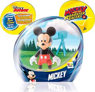 Muñeco Mickey O Amigo Figura Articulad Disney 181854 Bigshop