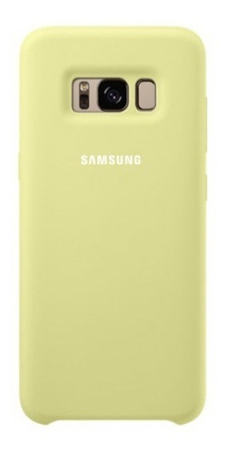 Forro Silicone Cover Samsung Galaxy S8