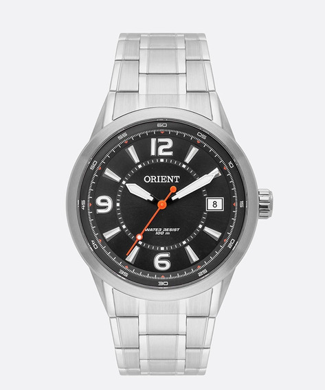 Relógio Orient Aço Inox Masculino Original