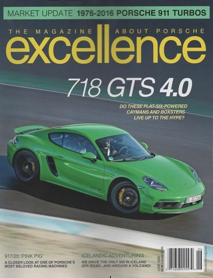 Excellence - Revista Sobre Porsche 718 Gts 4.0