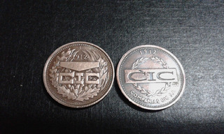 Ficha De Chile Cic 1912 Las 2 Variantes