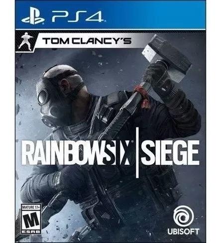 Tom Clancys Rainbow Six Siege   Português   Ps4   Promoção