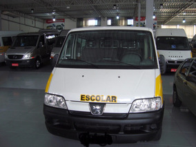 Peugeot Boxer Minibus Escolar 20 Lugares