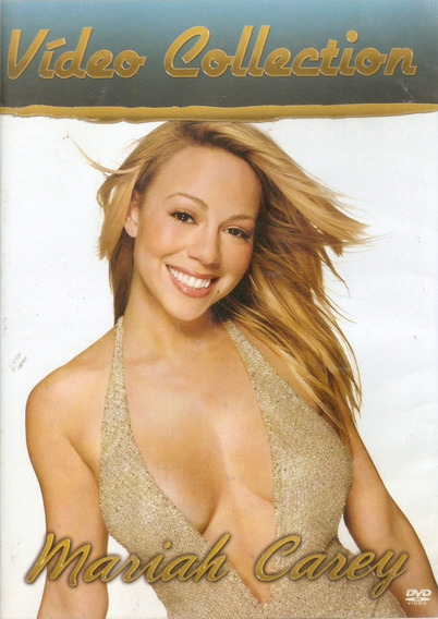 Dvd Mariah Carey - Vídeo Collection - Novo***