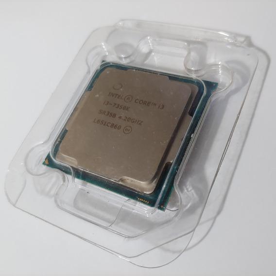 Processador Intel Core I3 7350k Box 7° Geração