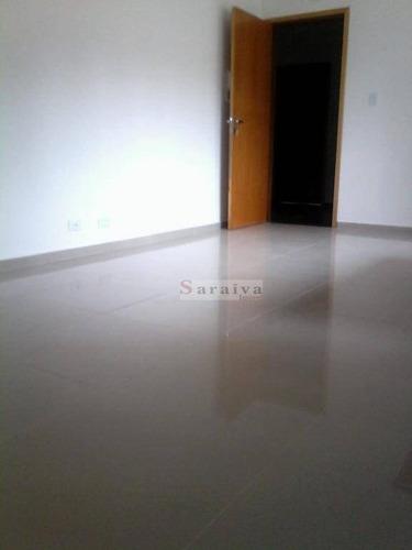 Imagem 1 de 11 de Apartamento Com 2 Dormitórios À Venda, 47 M² Por R$ 230.000,00 - Vila Vitória - Santo André/sp - Ap3603