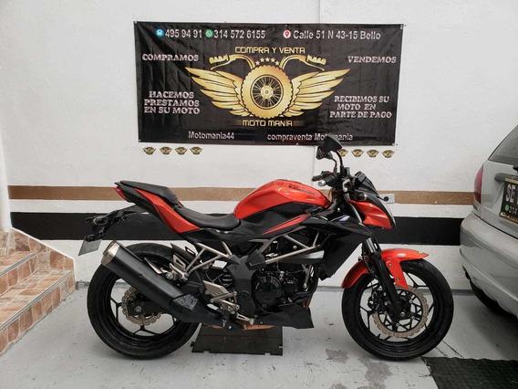 Kawasaki Z250 Mod 2015 Papeles Nuevos Traspaso Incluido