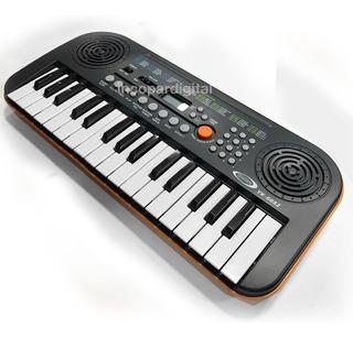 Teclado Piano Sanrai Organo Musica 49 Teclas Yk6682