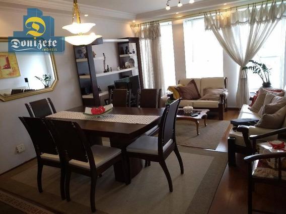 Apartamento Residencial À Venda, Centro, Santo André. - Ap7280