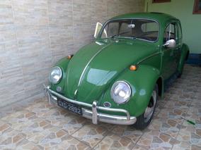 Volkswagen Fusquinha 69 1300 Ano 1969 Placa Preta
