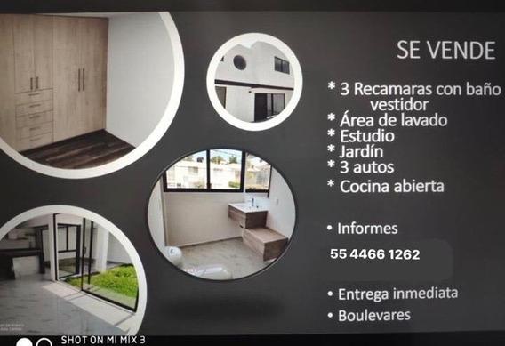 Casa Moderna Minimalista !! Boulevares- Satelite