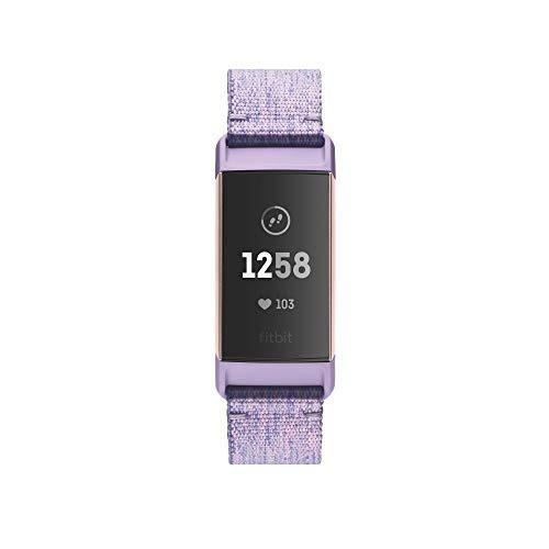 Fitbit Fitness Bracelet Charge Lavender Aluminum 5118 Reloj
