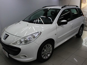 Peugeot 207 Sw Xs 1.6 16v Flex, Ijj7802
